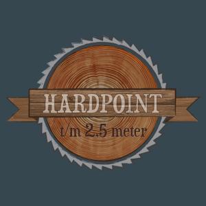 Hardpoint lintzaag bandzaag